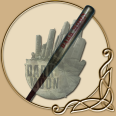 LARP Dark Moon - Baseball Bat